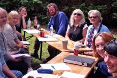 SwinG Grillfest und Vereinsgründung August 2017