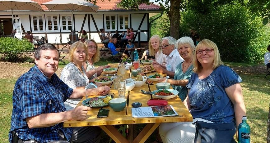 Geburtstagfeiern bei Fleckenbühl